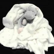 doudou et sa couverture