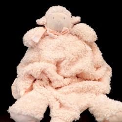 Couvre lit ou tapis mouton