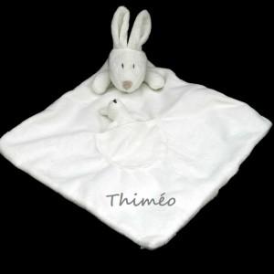 lapin blanc a personnaliser